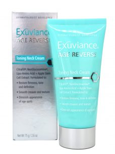 Exuviance Age Reverse Toning Neck Cream 75gr